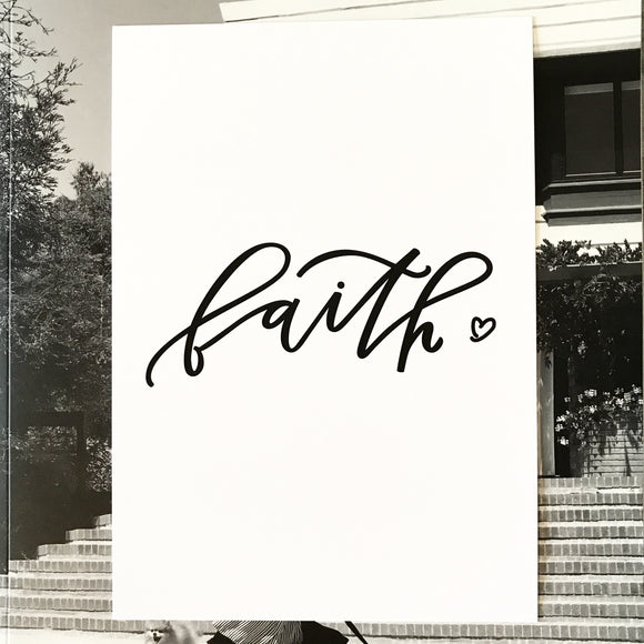 Faith (mini)