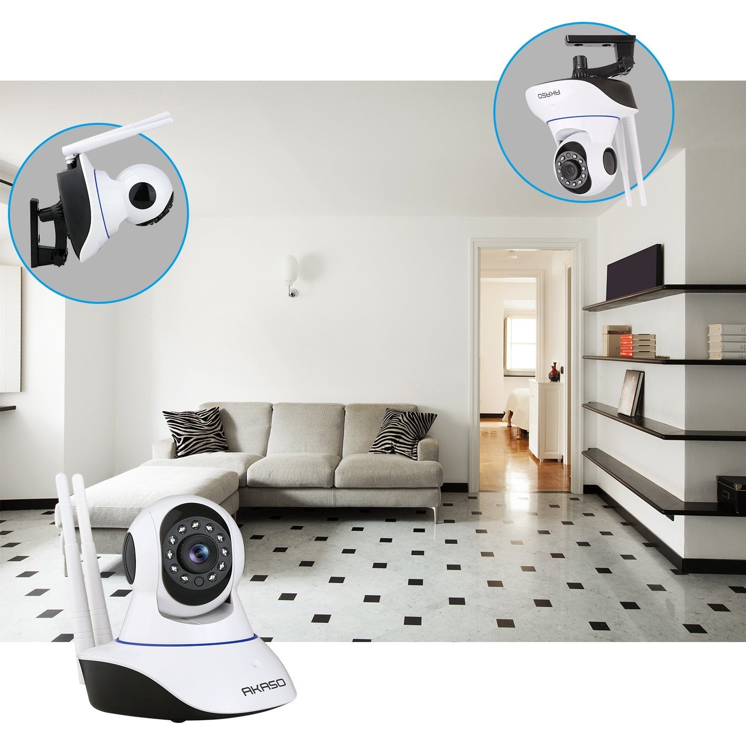 cameras cctv vga security los and commercial interior residential angeles installation hd