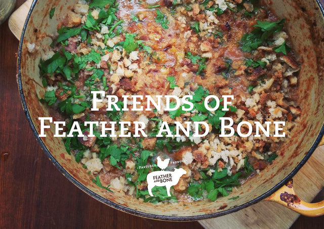 Friends of Feather and Bone facebook group