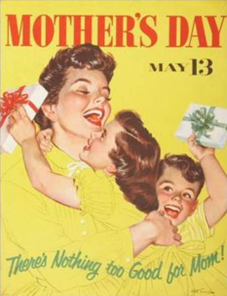 Mothers' Day lather
