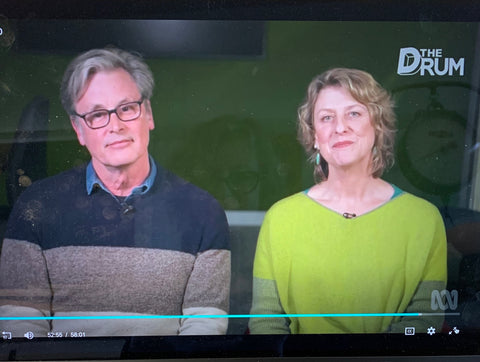 ABC TV The Drum - The Ethical Omnivore
