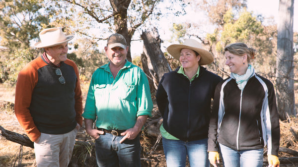 F and B staff visit Grassland Poultry