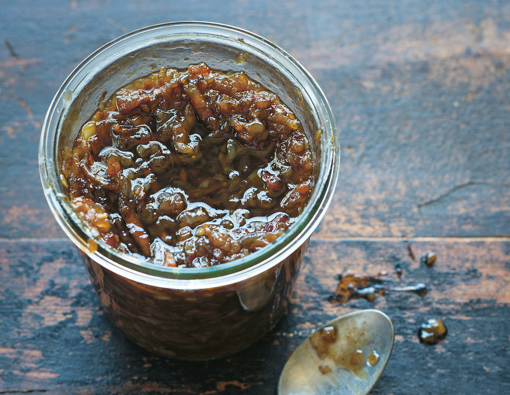 Pastured Bacon Jam - Fruity