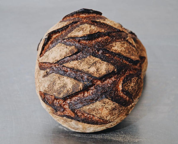 Brickfields light rye & caraway sourdough round