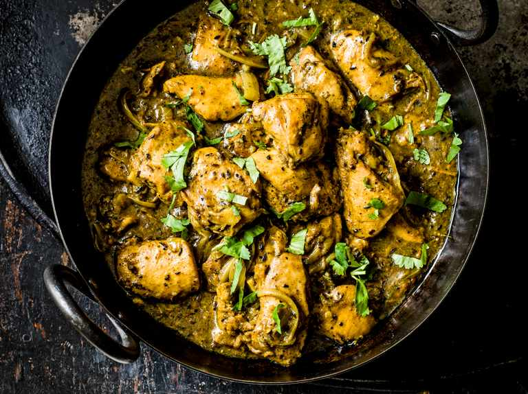Maldivian Organic Chicken Curry