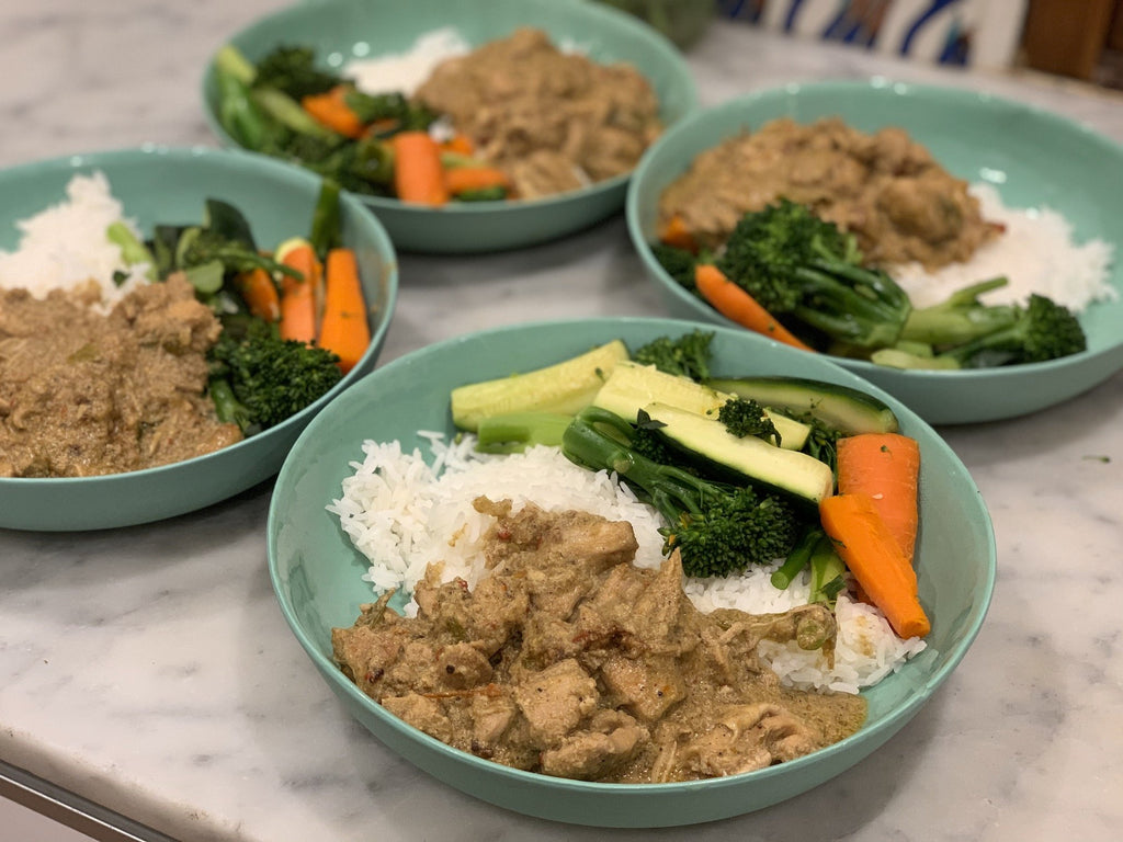 Pastured Beef Rendang Curry