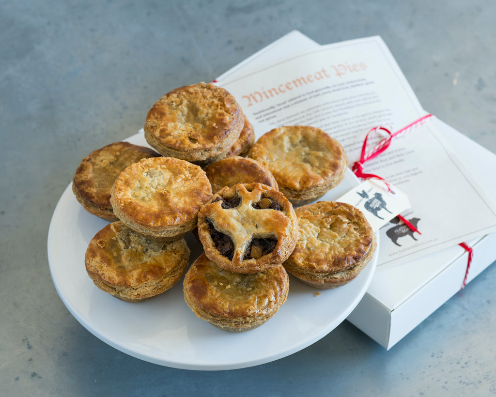 Real Mince Pies