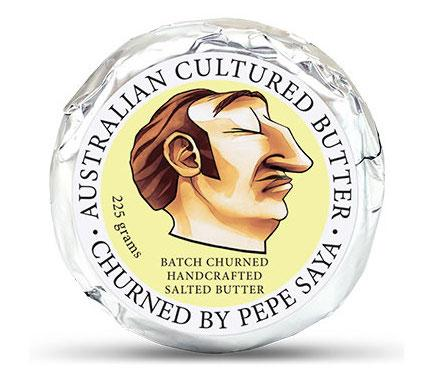 Pepe Saya cultured butter