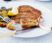 Veal cotoletta (crumbed veal cutlet) 200 gm
