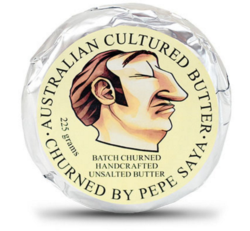 Pepe Saya cultured butter Unsalted