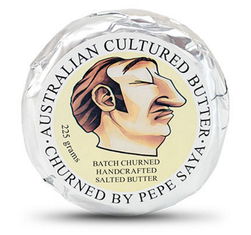 Pepe Saya cultured butter Salted