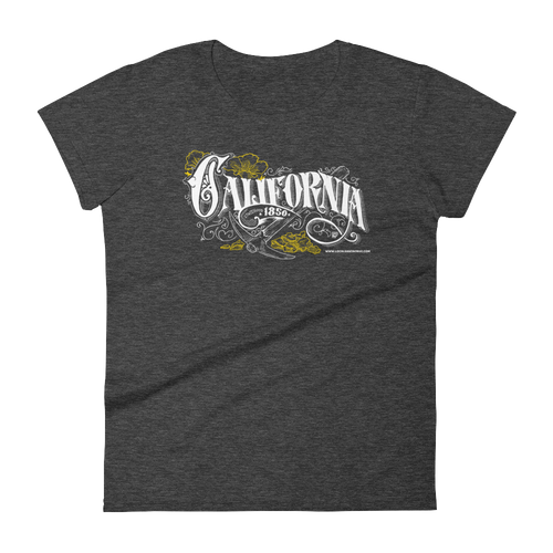 California Victorian History Women's T-Shirt