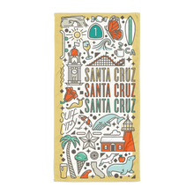 Iconic Santa Cruz Beach Towel