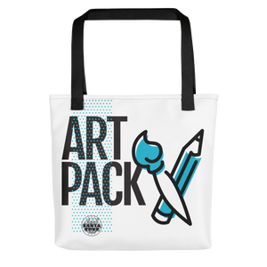 Art Pack - Tote bag