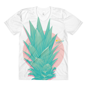 The Palms - Pineapple Women's T-Shirt