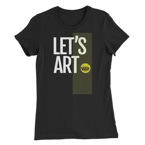 Let's Art LocalSC - Women's T-Shirt