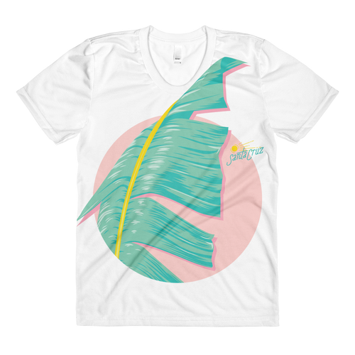 The Palms - Banana Leaf Women's T-Shirt