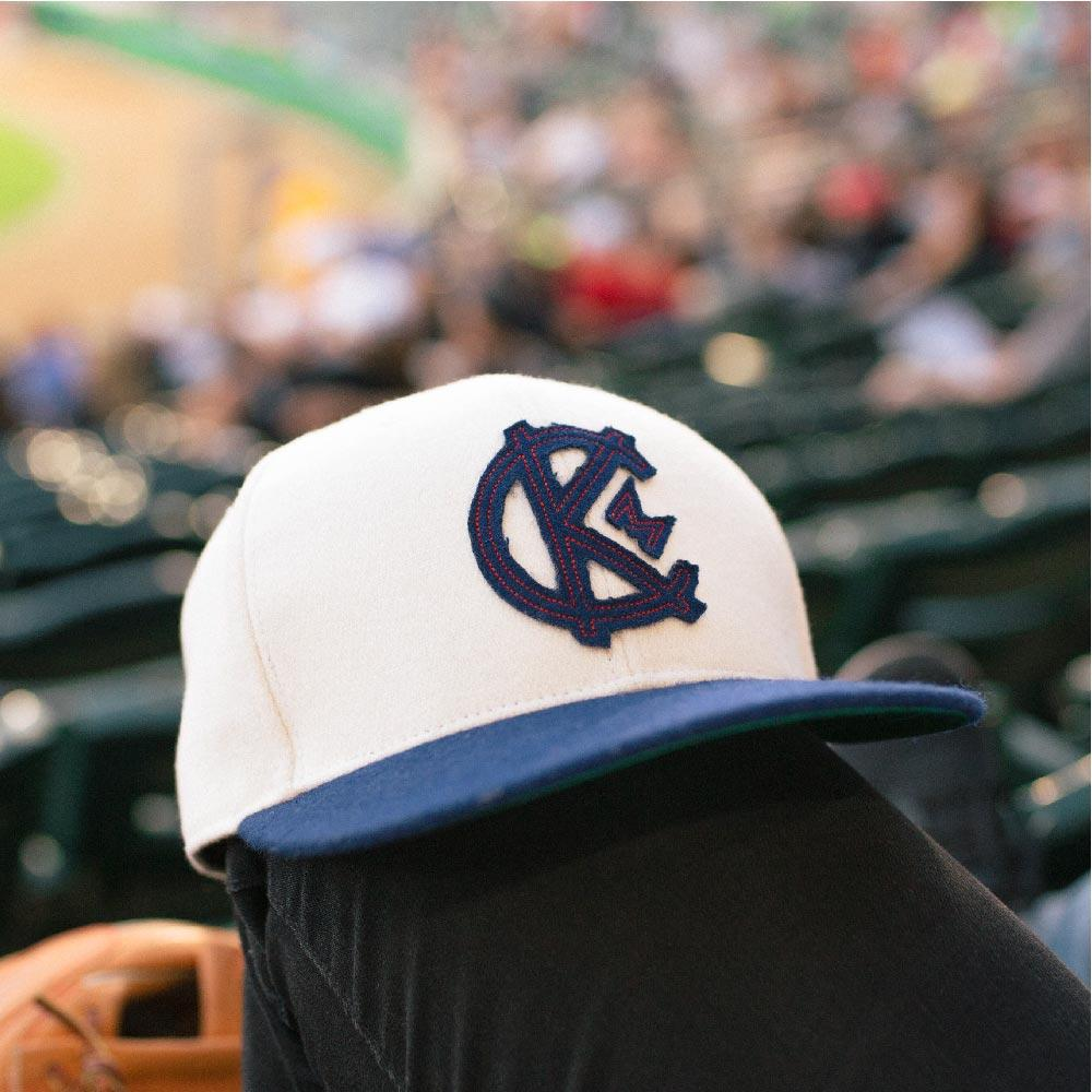 Original Ballcap - Kansas City Monarchs Cap