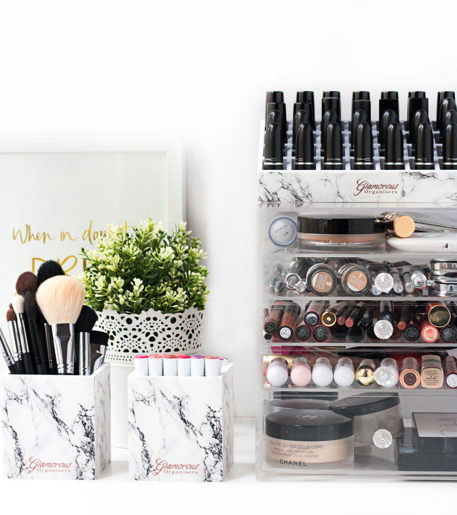 Glammed to the Max: Drugstore Makeup for Your Organiser.