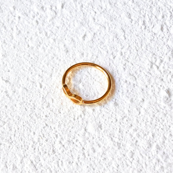 Eternity Ring, Gold