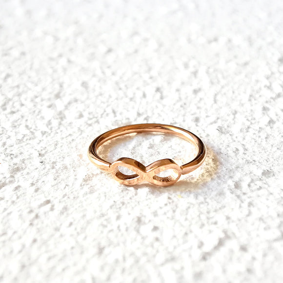 Eternity Ring, Rose Gold