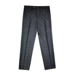 Patchwork Dark Gery Check Pants