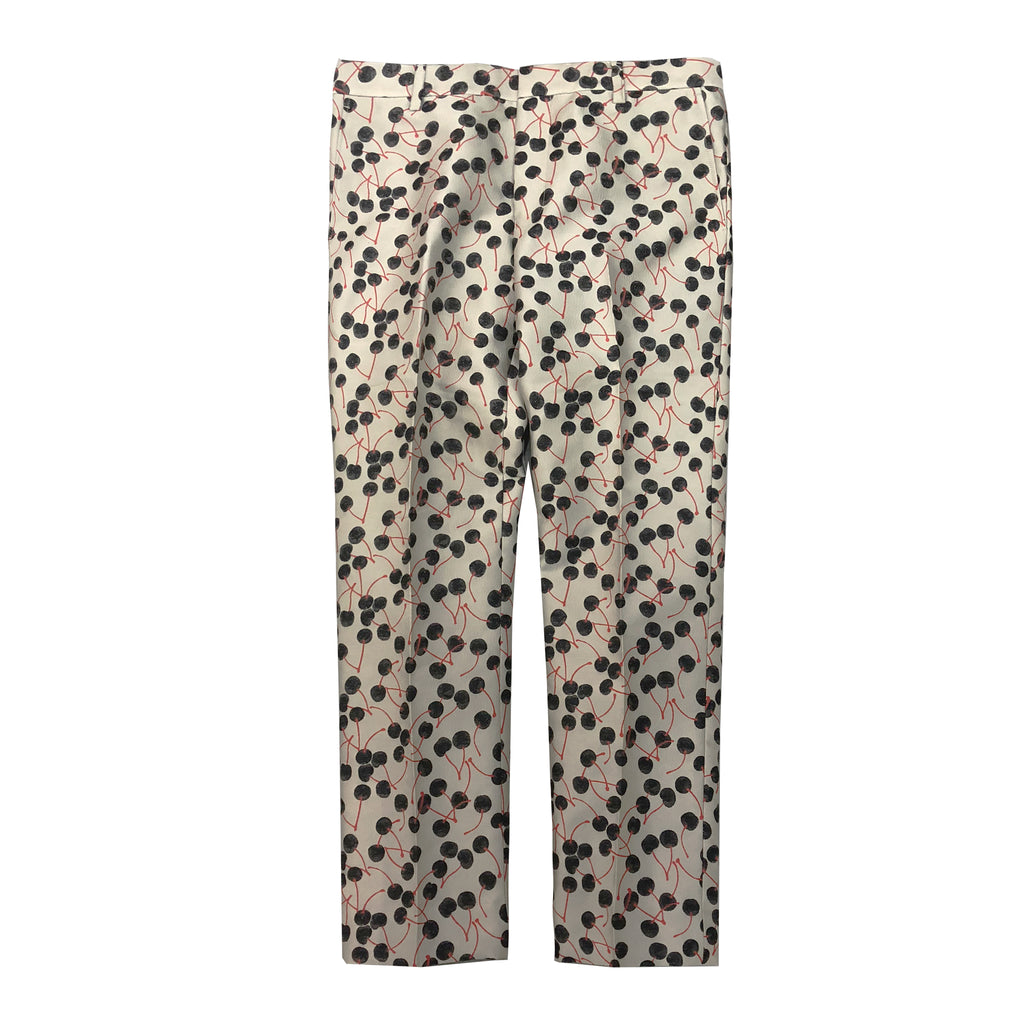 Cherry Pattern Pants