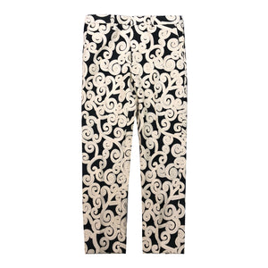 Swirl Pattern Pants
