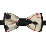 Cherry Pattern Bowtie
