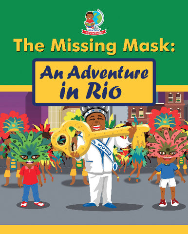 children's books about Brazil