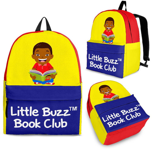 Classic Little Buzz Book Club Backpack