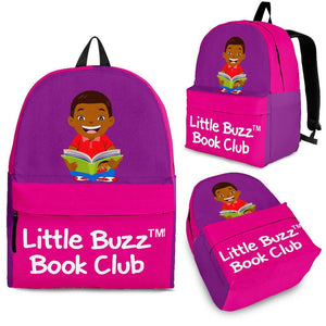 Little Buzz Book Club Boys/Girls Backpack