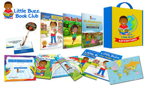 Little Buzz Book Club Children's Books Starter Box
