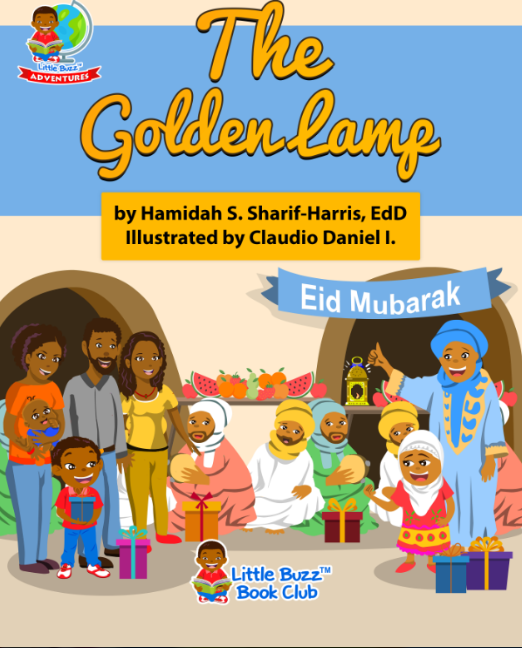The Golden Lamp: A Ramadan Adventure