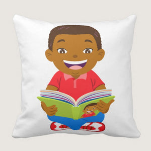 Storytime Pillow