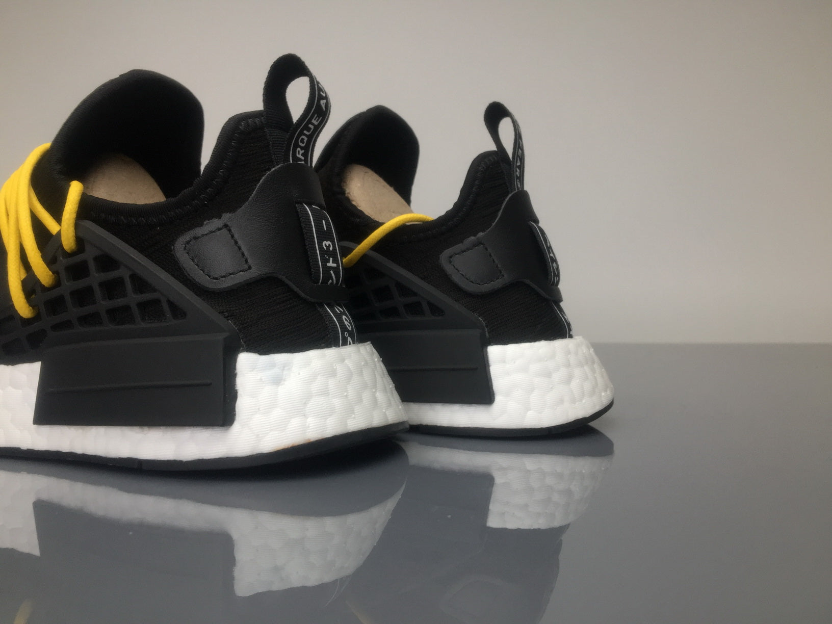 "Fear of God X Human Race NMD ""Black"""