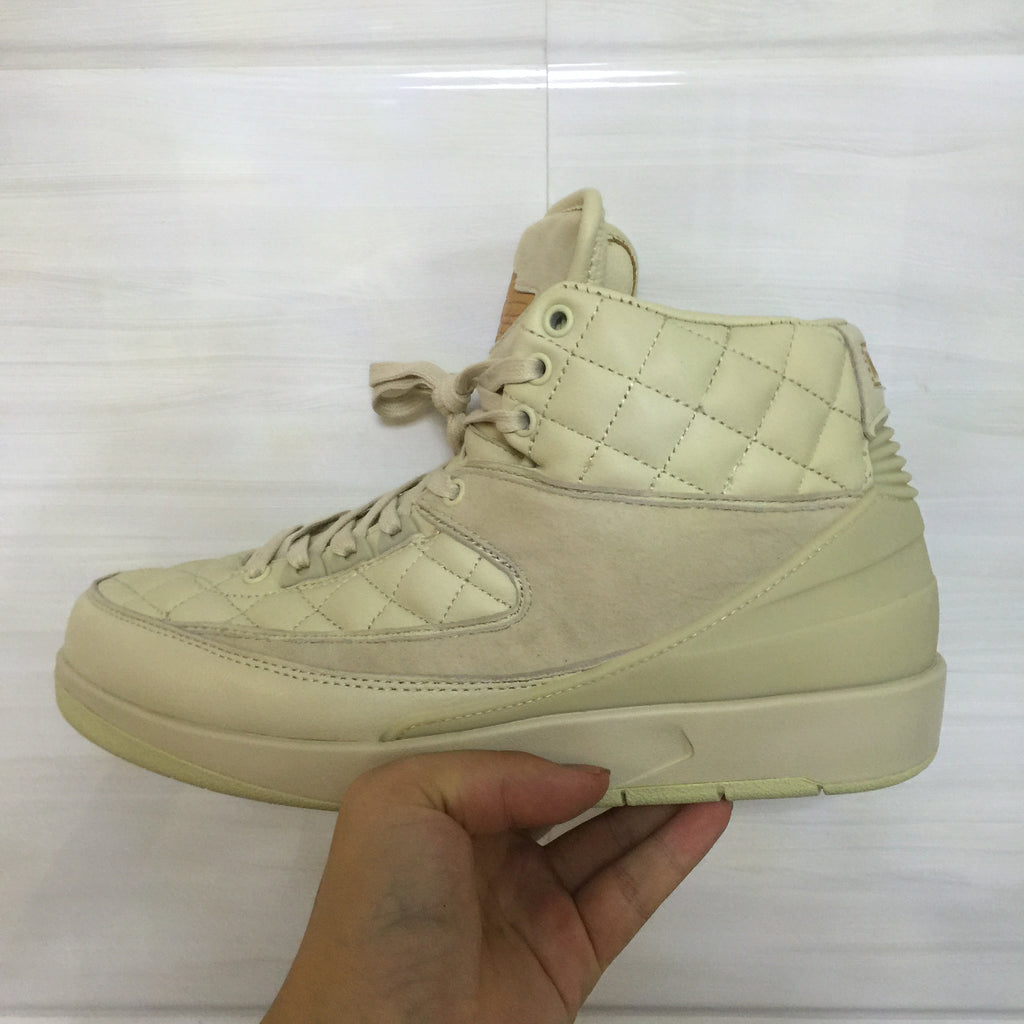 ec3ca7c2a70 Just Don x Air Jordan 2 Retro