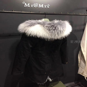 Mr & Mrs IT Fur Parka