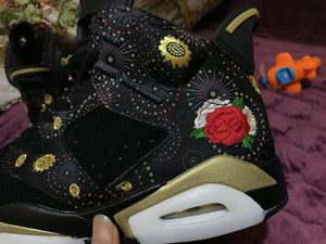 "Air Jordan 4 Retro CNY ""Chinese New Years"" AA2492-021"