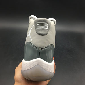"Air Jordan 11 Retro ""Cool Grey"" 378037-001"
