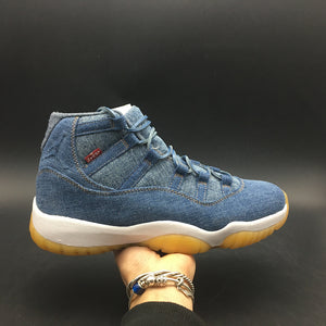 "Levi's x Air Jordan 11 Retro ""Denim"""