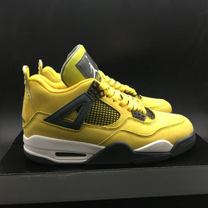 "Air Jordan 4 Retro LS ""Lightning"" 314254-702"