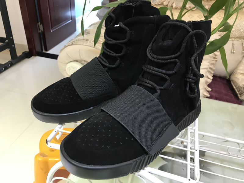 "YEEZY 750 BOOST ""TRIPLE BLACK"" BB1839"