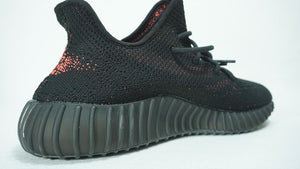 Adidas Yeezy Boost 350 V2 BY9612 BlackRed Size US 4 18 USD