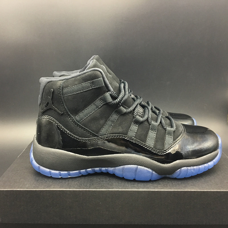 "Air Jordan 11 Retro GS ""Cap And Gown"" 378037-005"