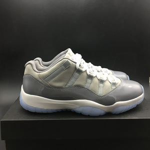 "Air Jordan 11 Low Retro ""Cool Grey"" 528895-003"