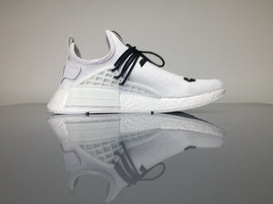 "Fear of God X Human Race NMD ""White"""