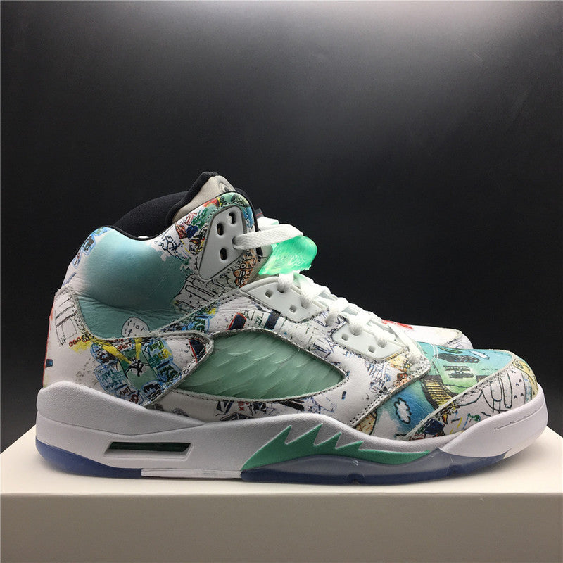 "Air Jordan 5 Retro ""Wings"" AV2405-900"