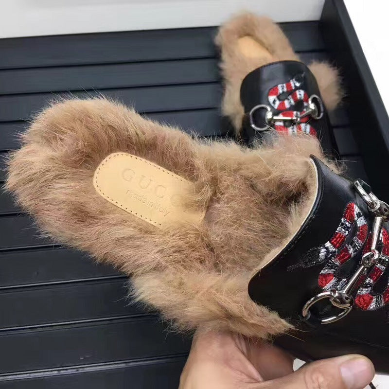 GG Princetown Slippers