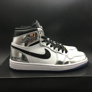 "Air Jordan 1 Retro High ""THINK 16"" ""PASS THE TORCH"" AQ7476-016"